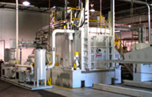 Sophisticated Heat Treating Facilities